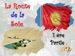 diaporama pps Route de la soie 1ère partie