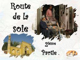 diaporama pps Route de la soie 2
