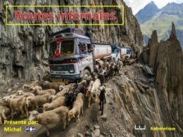 diaporama pps Routes infernales