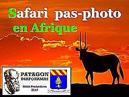 diaporama pps Safari pas photo en Afrique