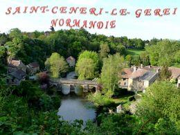 diaporama pps Saint-Céneri-le-Gérei – Normandie