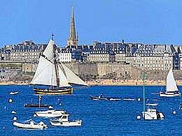 diaporama pps Saint-Malo ville maritime