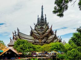 diaporama pps Sanctuary of truth – Thailand