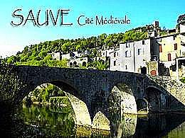 diaporama pps Sauve village médiéval