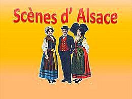 diaporama pps Scènes d'Alsace