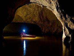 diaporama pps Secrets de grottes en Cévennes 1