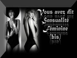 diaporama pps Sensualité féminine bis