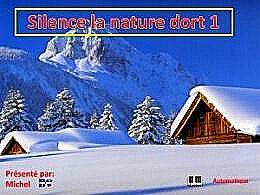 diaporama pps Silence la nature dort 1