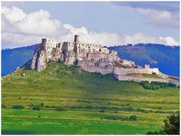 diaporama pps Slovaquie chateau de Spis