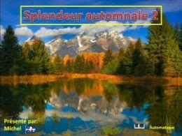 diaporama pps Splendeur automnale 2