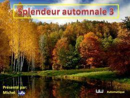 diaporama pps Splendeur automnale 3
