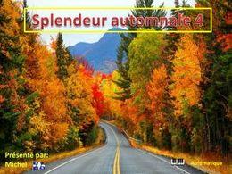 diaporama pps Splendeur automnale 4