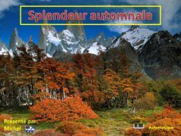 diaporama pps Splendeur automnale