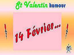 diaporama pps Saint-Valentin – Humour