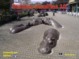 diaporama pps Statues insolites 10
