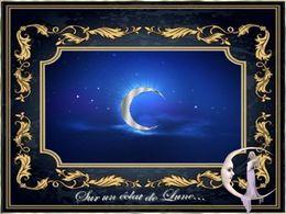 diaporama pps Sur un éclat de lune