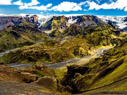 diaporama pps Thórsmörk – Iceland