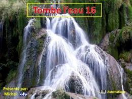 diaporama pps Tombe l'eau 16