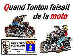 diaporama pps Quand tonton faisait de la moto