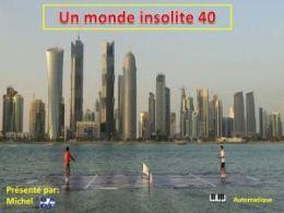 diaporama pps Un monde insolite 40