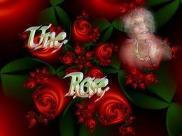 diaporama pps Une rose