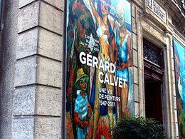 diaporama pps Une vie de peinture – Gérard Calvet