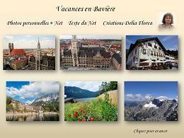 diaporama pps Vacances en bavière