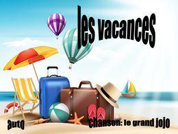 diaporama pps Vacances