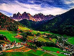 diaporama pps Val di Funes – Italia