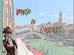 diaporama pps Venise en couleurs