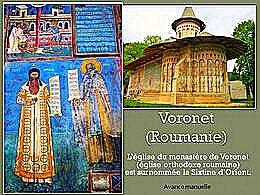 diaporama pps Voronet – Roumanie