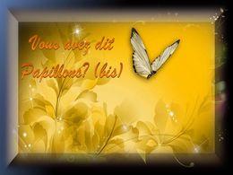 diaporama pps Vous avez dit papillons bis