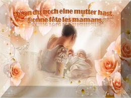 diaporama pps Bonne fête les mamans