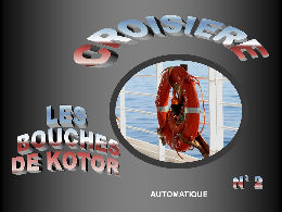Croisière N°2 Kotor