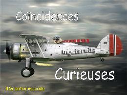 Coïncidences Curieuses
