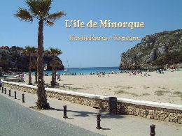 L'ile de Minorque