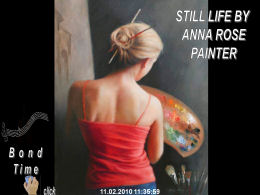 Still Life by Anna Rose