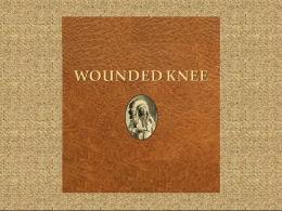 Woudned Knee