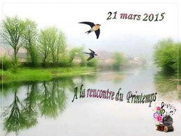 diaporama pps A la rencontre du printemps