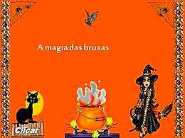 diaporama pps A magia das bruxas