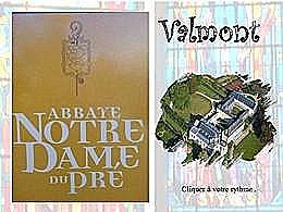 diaporama pps Abbaye de Valmont