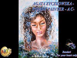diaporama pps Agata Życzkowska – Polish painter