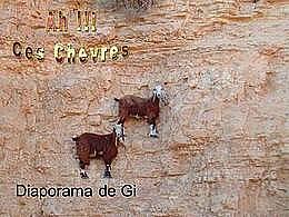 diaporama pps Ah ces chèvres