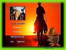 diaporama pps Alan Jackson