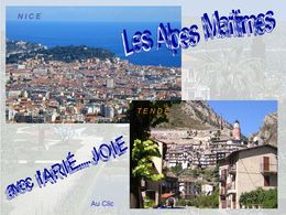 diaporama pps Alpes Maritimes