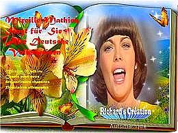 diaporama pps Alte Volksweisen Song Mireille Mathieu
