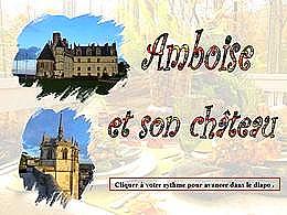 diaporama pps Amboise et son château
