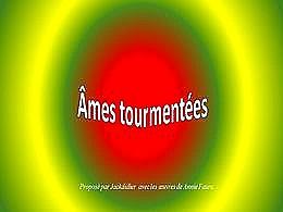 diaporama pps Ames Tourmentées