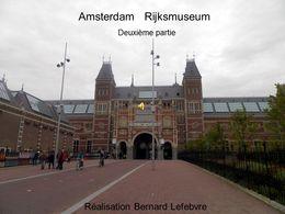 diaporama pps Amsterdam Rijksmuseum 2
