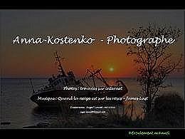 diaporama pps Anna Kostenko photographe
